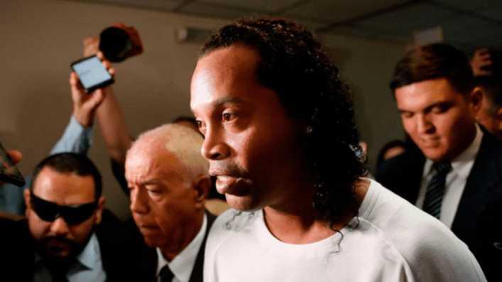 El desesperado pedido de Ronaldinho por su madre, internada por coronavirus
