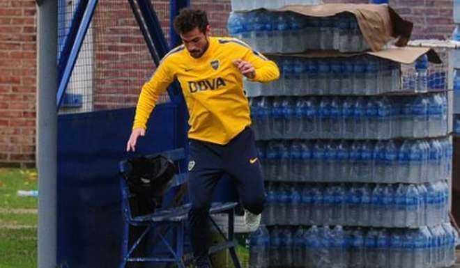¡El día Osvaldo!