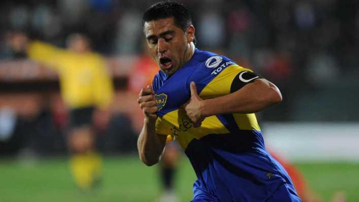 VIDEO: El Dia que Riquelme le grita un Gol a un Hincha