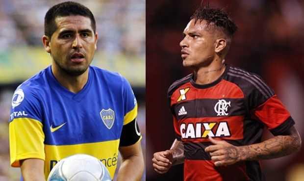 VIDEO: El día que Juan Román Riquelme pidió a Paolo Guerero para Boca Juniors
