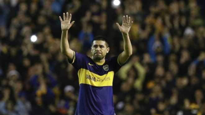 El hermano de Juan Román Riquelme confirma su partido despedida