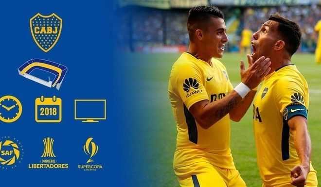 El marzo xeneize: debut en la Copa y final ante River