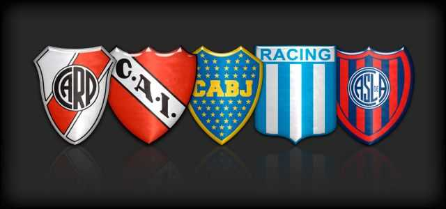 El mercado de pases de Boca, River, Independiente, San Lorenzo y Racing