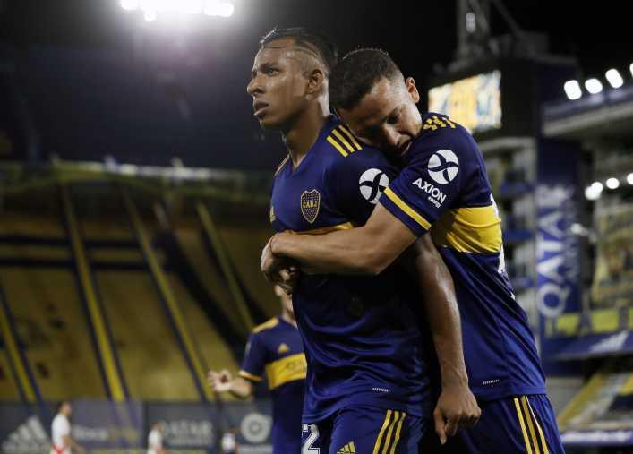 El mimo del consejo de fútbol de Boca para Villa ¿Merecido?