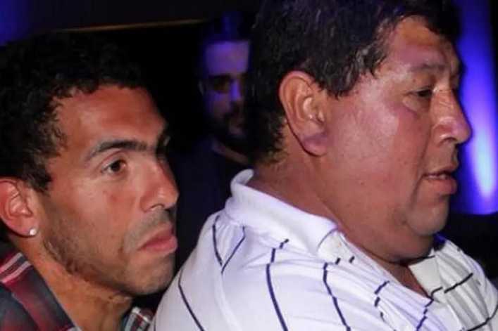 El padre de Carlos Tevez tiene coronavirus y está en terapia intensiva