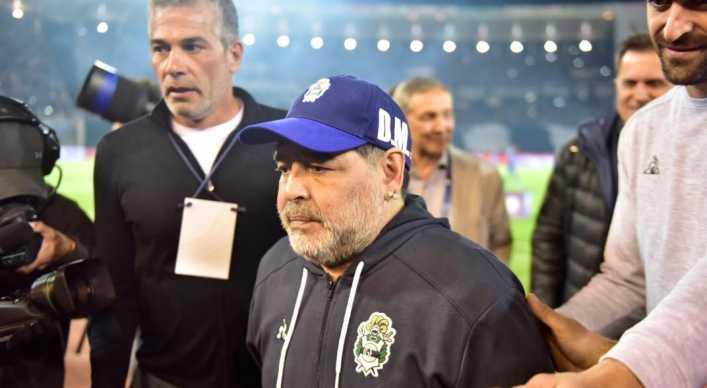 El post viral de Maradona en Instagram tras la victoria de Gimnasia