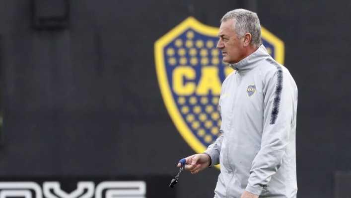 El probable equipo de Boca para jugar en la altura frente a Liga de Quito