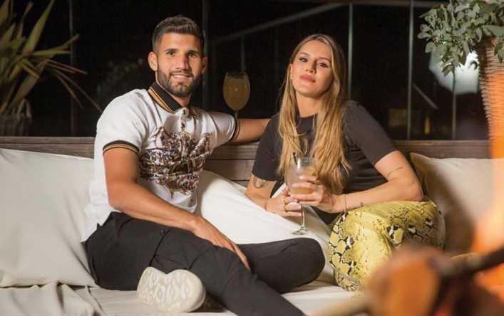 El saludo de Licha López a Mica Tinelli por San Valentín