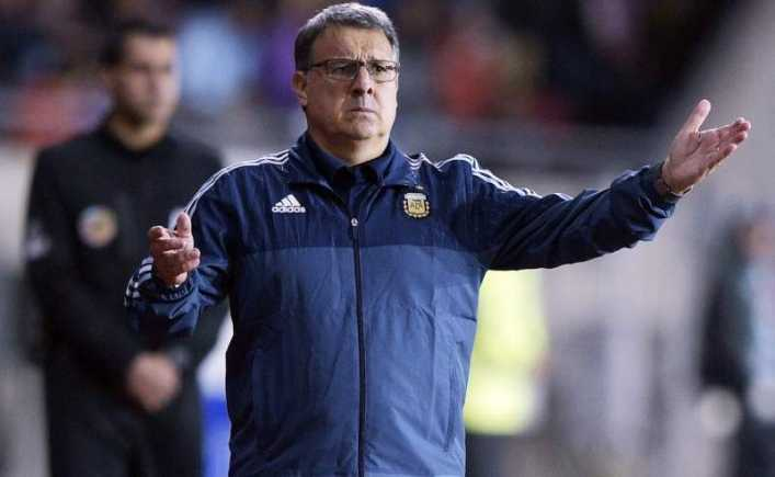 El Tata Martino dimite como seleccionador de Argentina