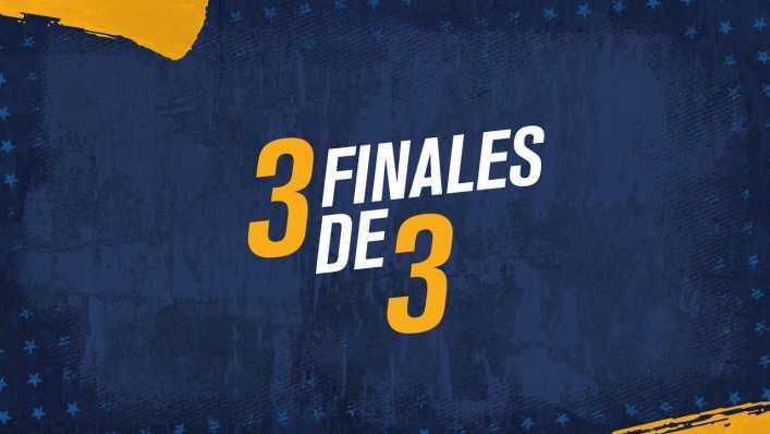 El tuit de Boca presumiendo la triple corona conseguida esta temporada
