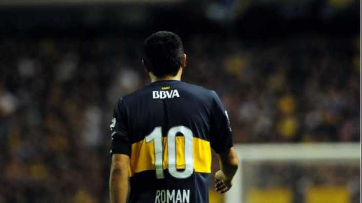 VIDEO: Juan Román Riquelme el único 10