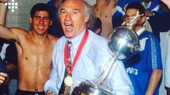 El Virrey Carlos Bianchi celebra hoy sus 71 años