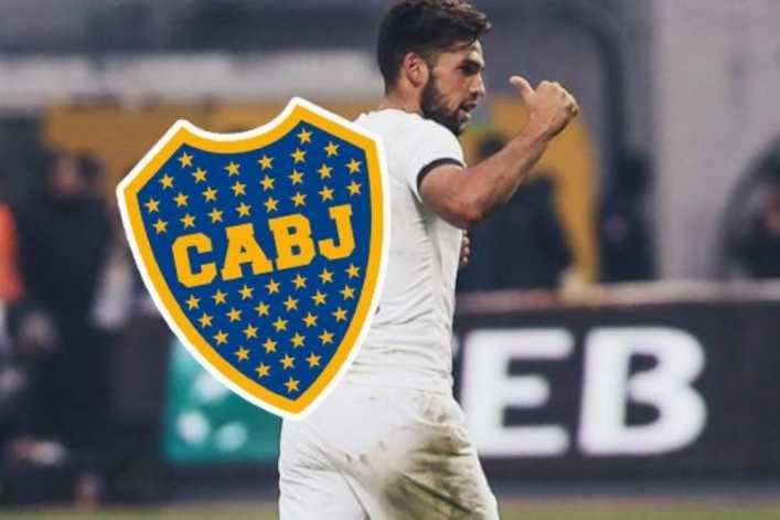 ¿Emmanuel Más a Boca Juniors?