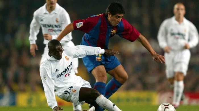 El emotivo homenaje del Barcelona para Juan Román Riquelme tras su retiro