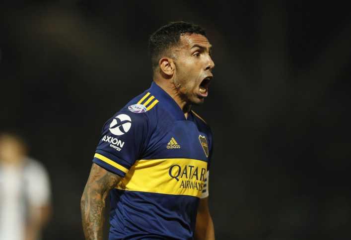 En el medio de la situación de Messi, el hermano de Tevez publicó un video especial