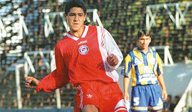 en inferiores de argentinos juniors