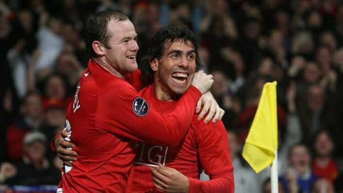 En Manchester me cargaban y Rooney me regaló su Lamborghini