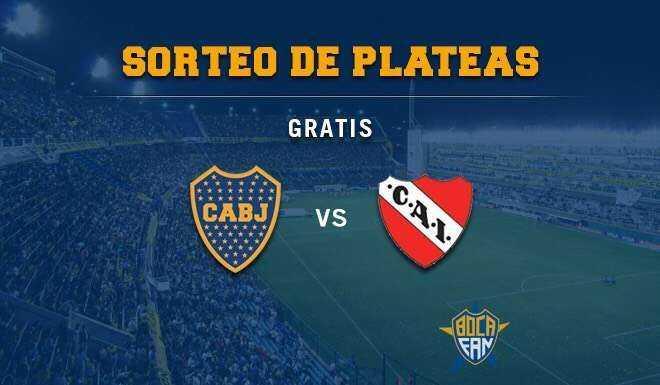 Entradas para Boca vs. Independiente