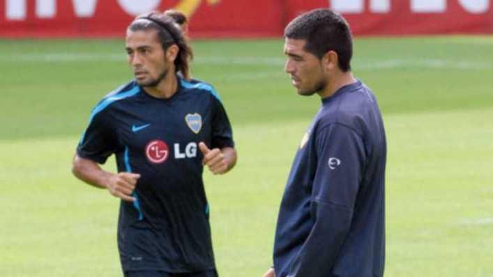 """Erviti: """"Riquelme fue un gran jugador, pero el fútbol sigue y ya aparecerán otros"""""""