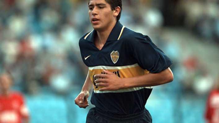 ¿Es Riquelme el máximo ídolo en la historia de Boca?