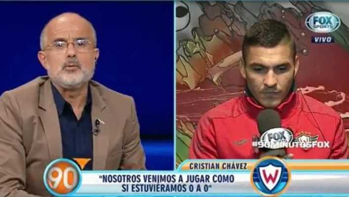 ¡Escucha, Pochi! El consejo de Palermo a Chávez tras discusión con Mosquera