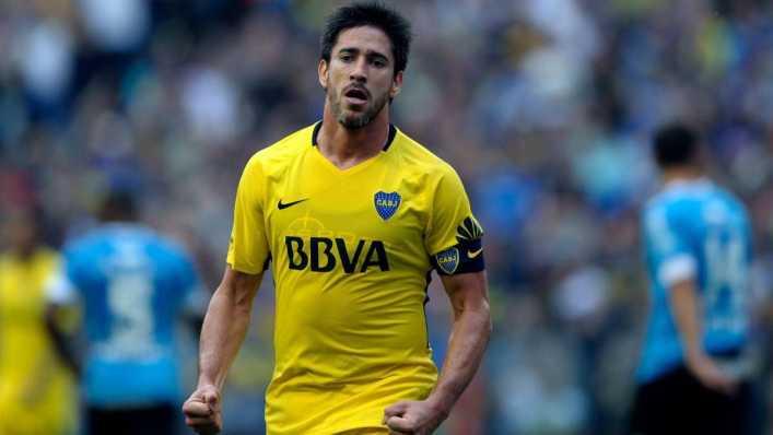 Espero ganar la Libertadores con Benedetto y Pavón