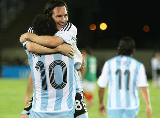 Este es el mejor once de la historia de Argentina