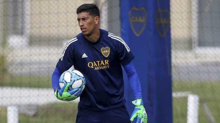 Esteban Andrada no llega al clásico con Independiente