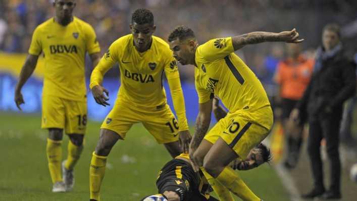 Fabra, Barrios y Cardona, a seguir en racha con Boca