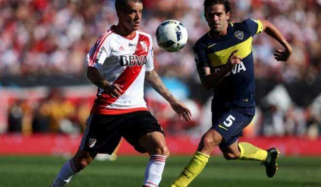Fernando Gago: Después del partido lloré