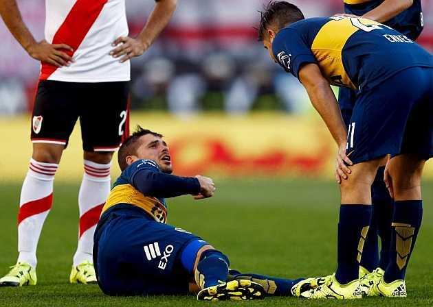 Fernando Gago pasa por el quirófano
