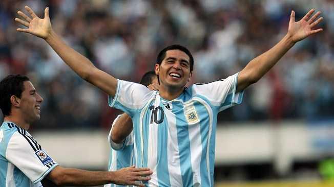 La FIFA homenajea a Riquelme recordando con sus mejores frases