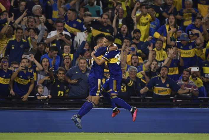 Fixture Boca Juniors CONMEBOL Libertadores 2020