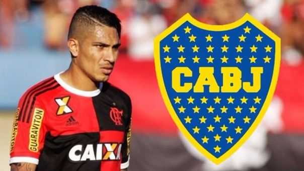 flamengo respondio interes boca juniors