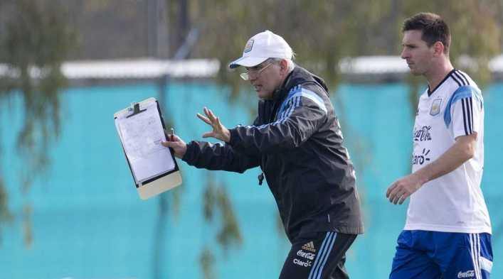 Ésta es la formación Argentina para enfrentar a Bosnia