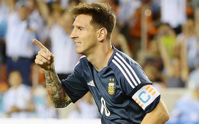 VIDEO: Cómodo triunfo de Argentina ante Bolivia por 7 a 0