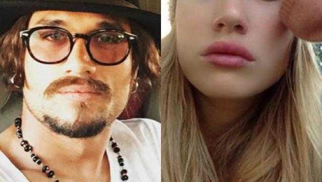 FOTOS: Osvaldo presentó a su nueva novia: Benedetta Mazza