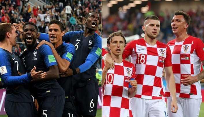 Francia versus Croacia: 10 curiosidades acerca de la final del Mundial