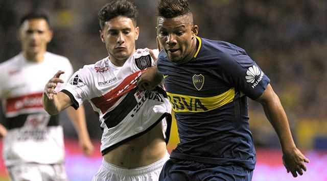 Frank Fabra tendría ofertas de Europa y podría marcharse de Boca Juniors