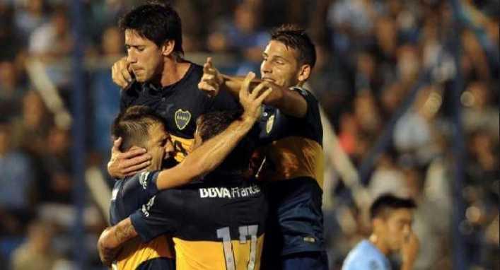 Gago, Lodeiro, Cristaldo y Carrizo jugarán ante Rafaela