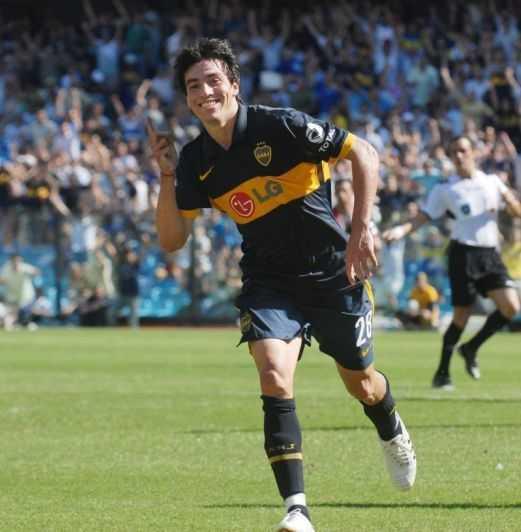 Gaitán y Angel González, los deseos de Boca