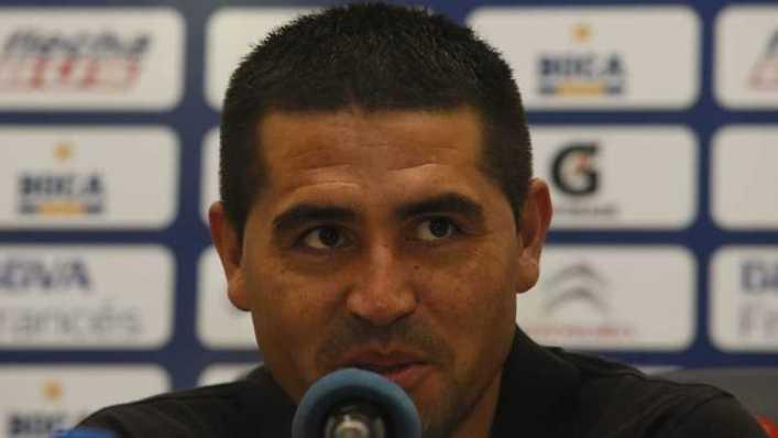 """Riquelme: """"Gigliotti fue el jugador más importante de Boca en la serie ante River"""""""