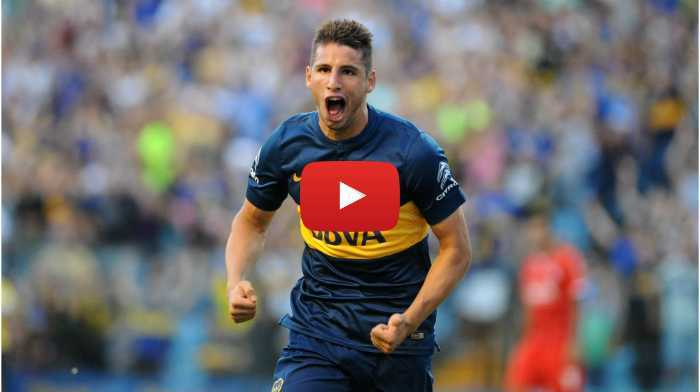 VIDEO: Los goles de Calleri en Boca Juniors