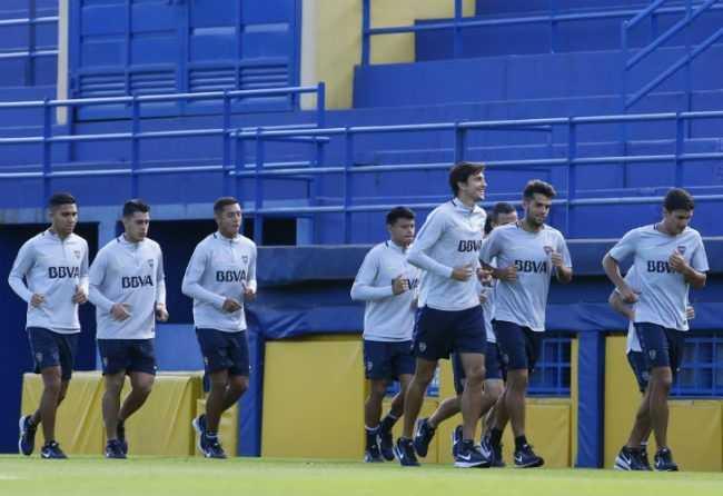 Guillermo busca el equipo para recibir a Palmeiras