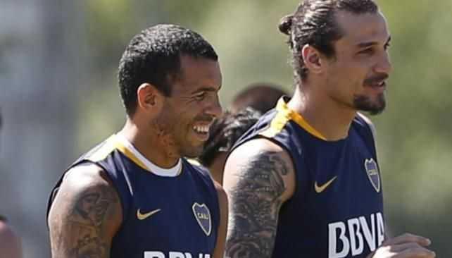 Guillermo dijo que Osvaldo hará dupla con Tevez en su Boca