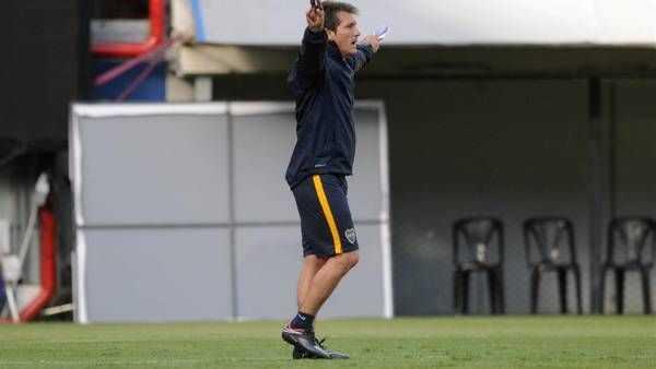 """VIDEO: Guillermo se enojó por los """"centros de mierda"""" y retó a Osvaldo"""