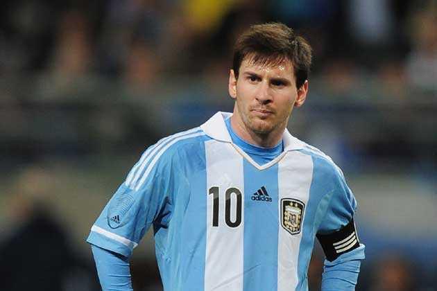 Riquelme habla sobre Leo Messi