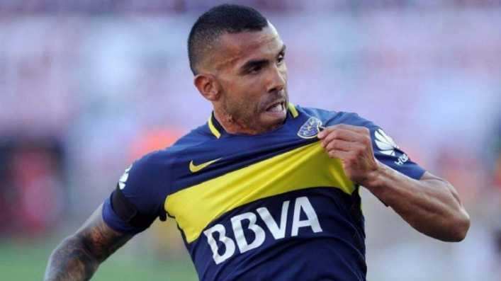 ¿Hasta cuándo va a jugar Tevez en Boca?