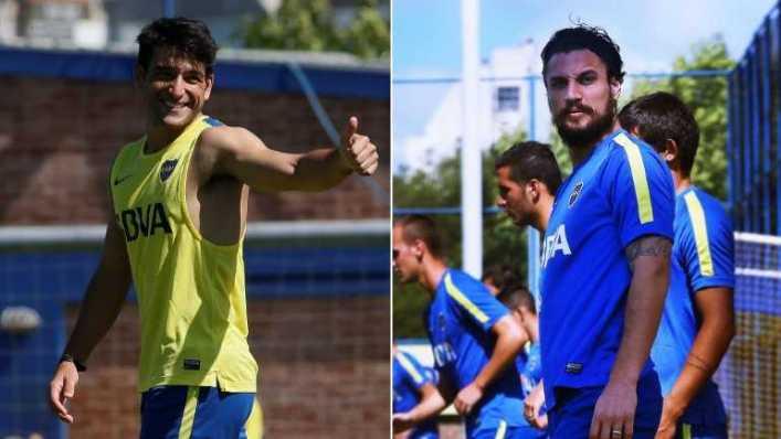 Hay vida después de Riquelme: Boca volverá a jugar con enganche y Osvaldo tendrá su primera vez