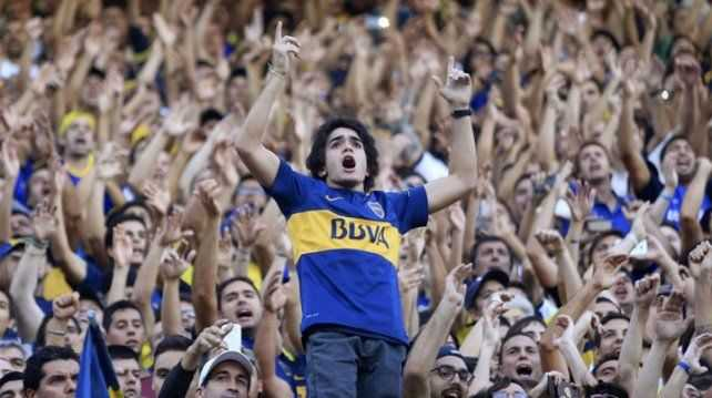 Hincha de Boca, no lo festeje, no podrá ser...